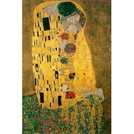 Pocałunek - Gustav Klimt - plakat