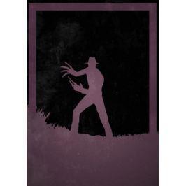 Dusk of Villains - Freddy Krueger, A Nightmare on Elm Street - plakat