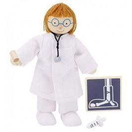 Elastyczna laleczka Family Collection, doktor