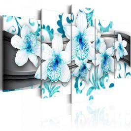 Obraz - Przyjemność wśród błękitu
