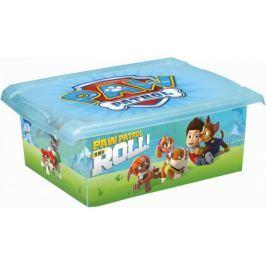 Pudełko 10L PAW Psi Patrol pojemnik na zabawki