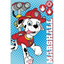 Pled Koc Kocyk polarowy PAW Psi Patrol 120x150cm Marshall