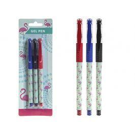 Długopis Flaming – 3 pak