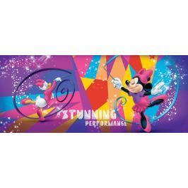 Fototapeta Minnie i Daisy tańczą 1255VEP Myszka Mini Disney