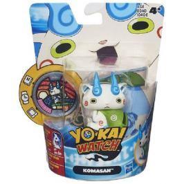 Figurka i medal Yo-Kai Watch - Komasan