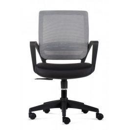 Fotel biurowy Seca B szary/czarny