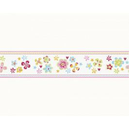 Pasek dekoracyjny Kwiatuszki 94127-1 Esprit Kids 3 Border