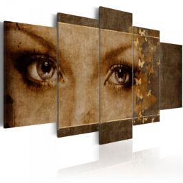 Obraz - Oczy jak motyle