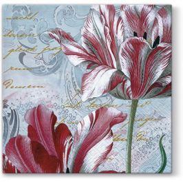 Pl Serwetki Majestic Tulips