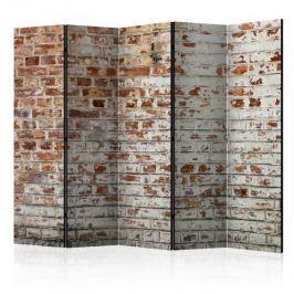 Parawan 5-częściowy - Mury pamięci II [Room Dividers]