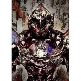 Legends of Bedlam - Pharah, Overwatch - plakat