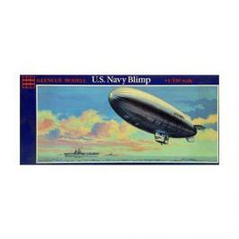 Model plastikowy - Sterowiec U.S. Navy Blimp - Glencoe Models