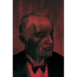 Edvard Munch - plakat premium
