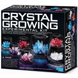 Hodowla kryształów CRYSTAL COMBO 4M Naukowa zabawa Zrób to sam
