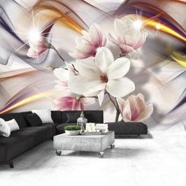 Fototapeta - Artystyczne Magnolie