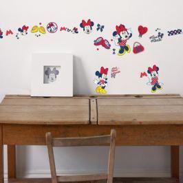 Naklejki Disney Myszka Mini Minnie Mouse