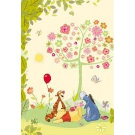 Fototapeta Disney Kubuś Puchatek pod drzewkiem