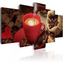Obraz - Love espresso