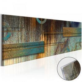 Obraz na szkle akrylowym - Artystyczna wariacja [Glass]
