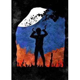 Moonlight Caverns - Naruto - plakat