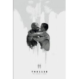 THX 1138 - plakat premium