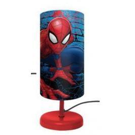 Lampka nocna SpiderMan biurkowa red