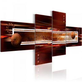 Obraz - Życie na Marsie
