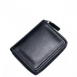 Klasyczny męski portfel Czarny