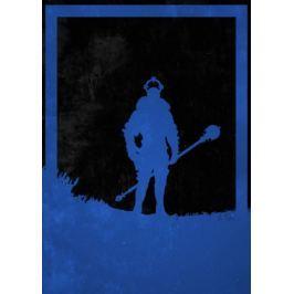 Dusk of Villains - Caranthir, Wiedźmin - plakat
