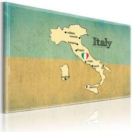 Obraz - Serce Włoch