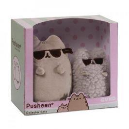 Pusheen™ i Stormy Maskotki Okularnicy zestaw w pudełku