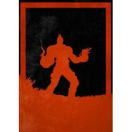League of Legends - Brand - plakat