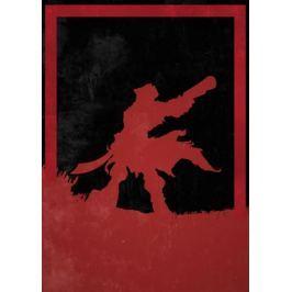 League of Legends - Gangplank - plakat