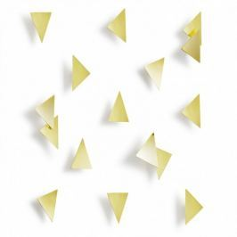 Dekoracja ścienna Confetti Triangles
