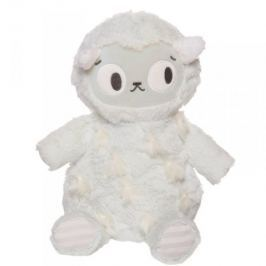 Maskotka dla dzieci Biała owieczka Manhattan Toy