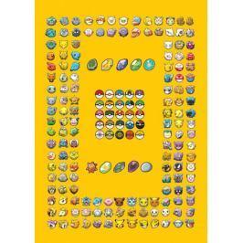 Pokemon - The First Generation - plakat