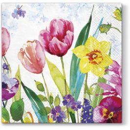 Pl Serwetki Tulips Lea