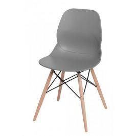 Krzesło Layer DSW szare