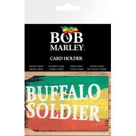 Bob Marley Buffalo Soldier - Okładki na Dokumenty i Karty