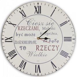 Pl Zegar Vintage Okrągły 32