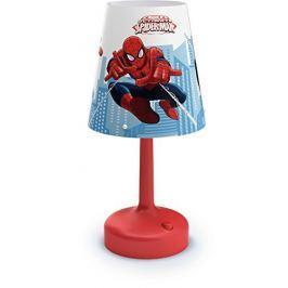 Lampka nocna stojąca Spiderman Phillips LED