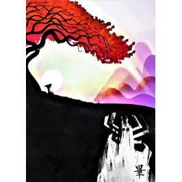 Samurai Jack Vintage Poster - plakat