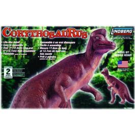 Model Plastikowy Do Sklejania Lindberg (USA) Dinozaur Hadrosaurus/Corythosaurus