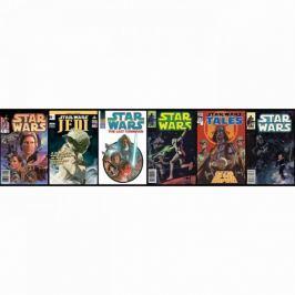 Border Star Wars Gwiezdne Wojny okładki komiksów