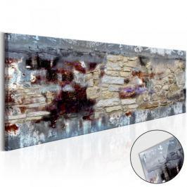 Obraz na szkle akrylowym - Kamienny czas [Glass]