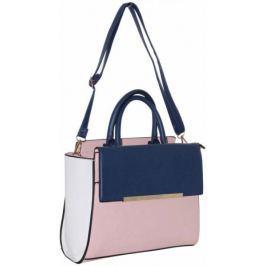 Piękna torebka damska kuferek + listonoszka FB154
