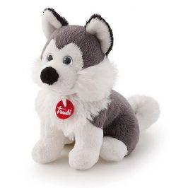 Mała maskotka, husky, 15 cm