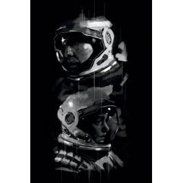 Interstellar - plakat premium