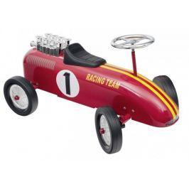 Czerwony pojazd dla dzieci, Racing Team