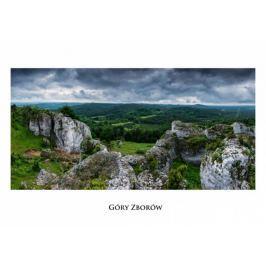 Góra Zborów - plakat premium